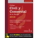 CÓDIGO CIVIL Y COMERCIAL DE LA NACIÓN 2019 UNIVERSITARIO