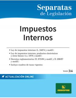 SEPARATA DE IMPUESTOS INTERNOS 3.4