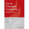 LEY DE CONCURSOS COMENTADA (4TA EDICION)