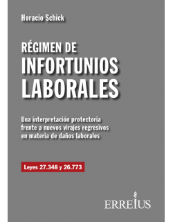 Régimen de infortunios laborales