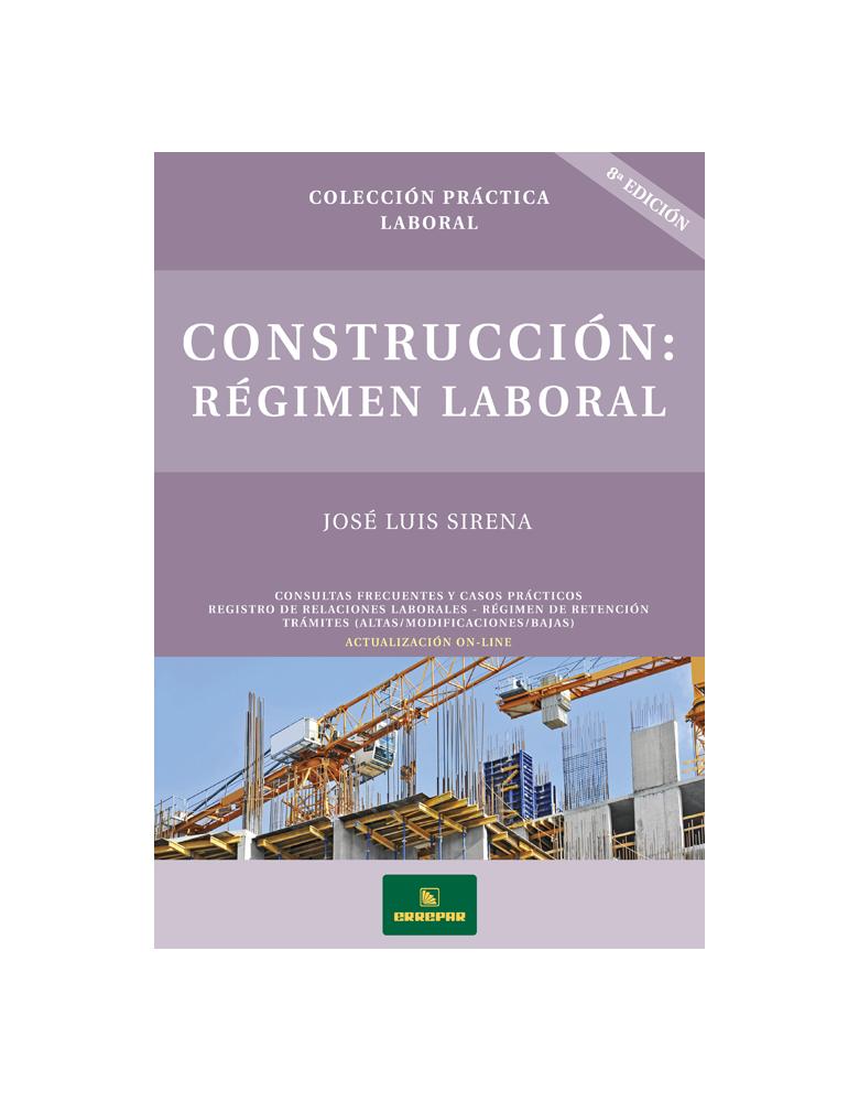 Construcción - Régimen Laboral