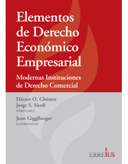 ELEMENTOS DE DERECHO ECONOMICO EMPRESARIAL