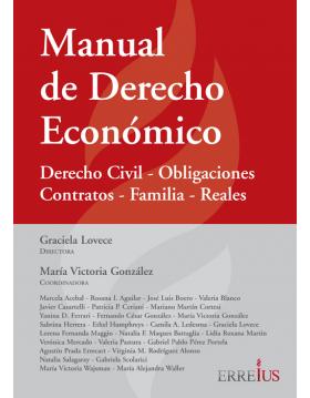 MANUAL DE DERECHO ECONOMICO