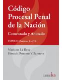 CODIGO PROCESAL PENAL DE LA NACION COMENTADO Y ANOTADO(2TOMOS)