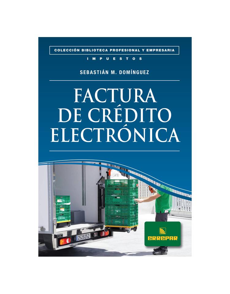 Factura de crédito electrónica