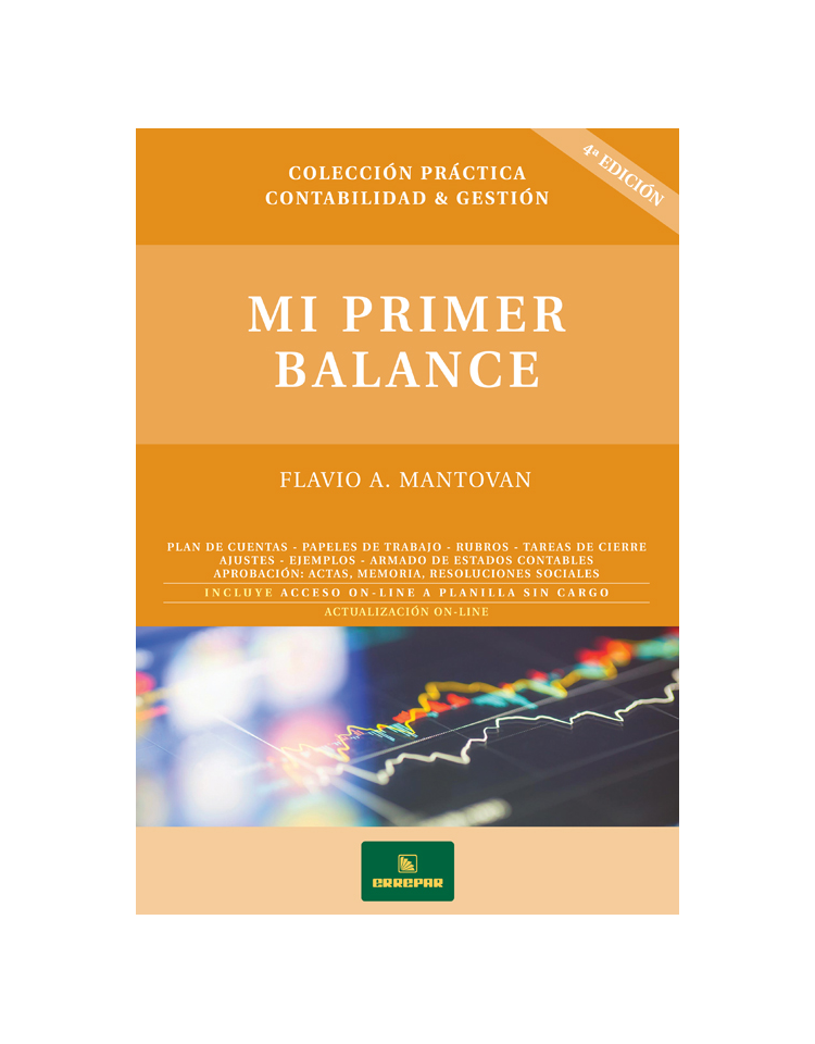 MI PRIMER BALANCE (4TA EDICION)