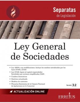 Separata de Ley general de...