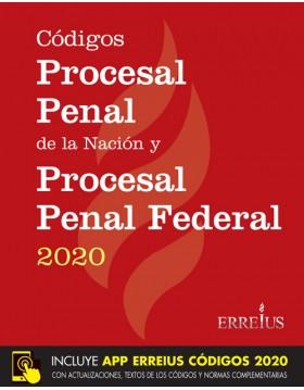 Código Procesal Penal...
