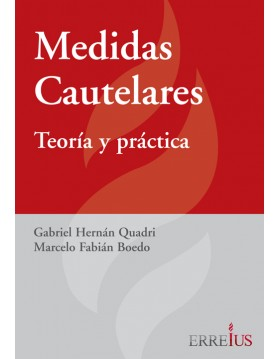 eBook - Medidas cautelares:...