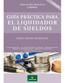 Guía práctica para el liquidador de sueldos