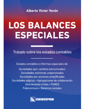 LOS BALANCES ESPECIALES