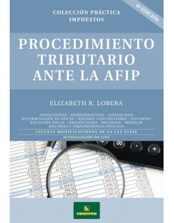 PROCEDIMIENTO TRIBUTARIO  ANTE LA AFIP