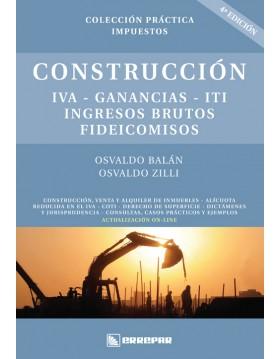 Construcción: IVA,...