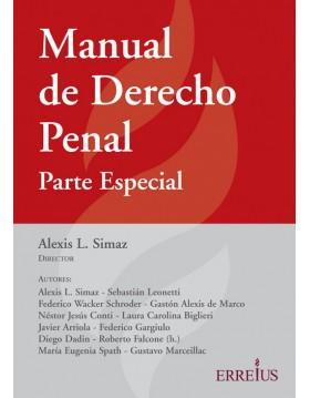 Manual Derecho Penal Parte...