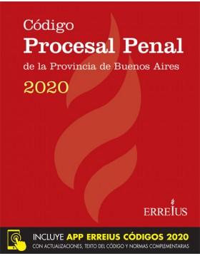 Código Procesal Penal de la...