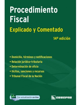 Procedimiento fiscal -...