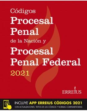 Códigos procesal penal de...