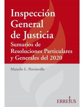 Inspección General de...