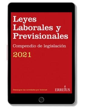 eBook - Leyes Laborales y...