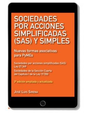 eBook - Sociedades por...