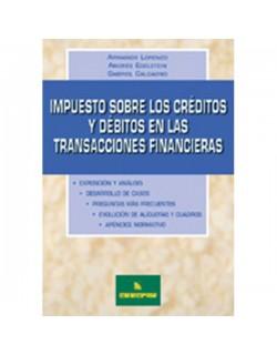 Impuesto sobre los Créditos y Débitos en las Transacciones Financieras
