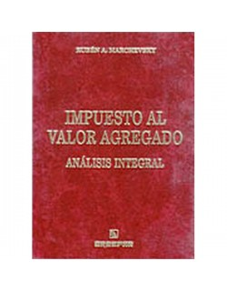 IMPUESTO AL VALOR AGREGADO (MARCHEVSKY)