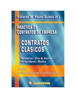 Práctica en Contratos de Empresa. Contratos Clásicos