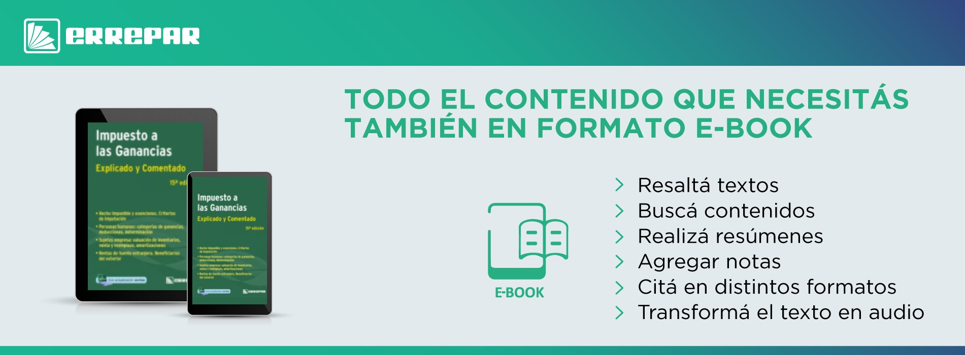¡E-BOOKS!