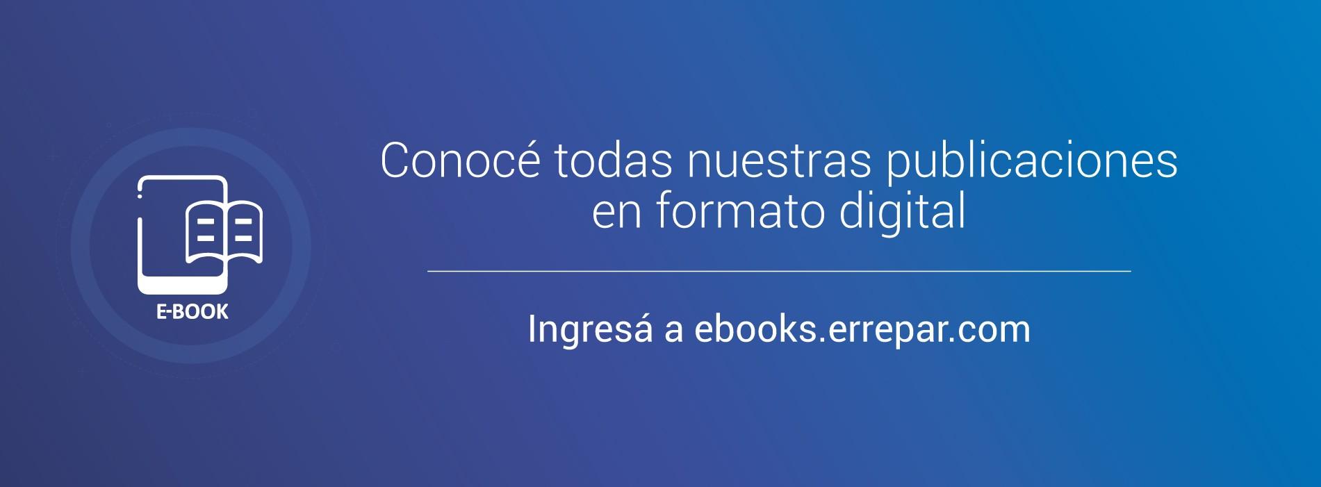¡Nuestros ebooks!